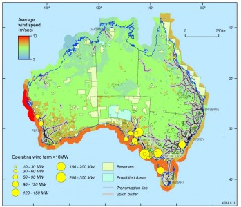 Renewable Energy Report Recommends Cutting Australia's Target